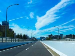 車酔い 高速道路