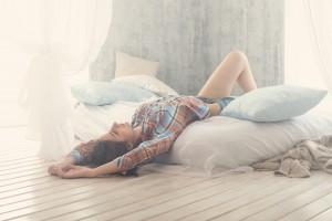 寝癖 つかない 方法⑧