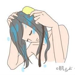洗髪 頻度 シャワー 2