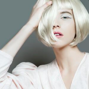 伸ばしかけ前髪 流し方