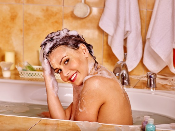 洗髪 頻度1