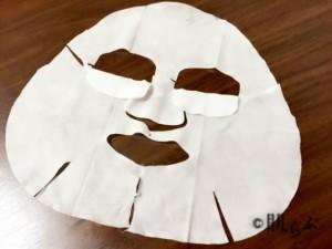 精製水パックシートマスク