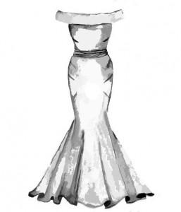 ウェディングドレス 種類 エンパイア 名前 人気 袖 マーメイド