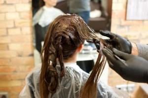 ブリーチ パーマ 美容 髪型