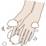 眠気を覚ますポイント 手洗い