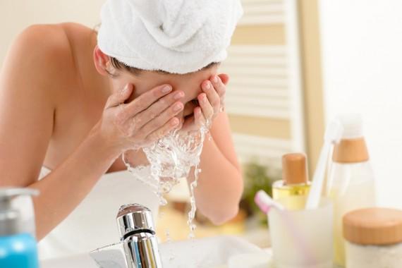 赤ちゃん肌 洗顔