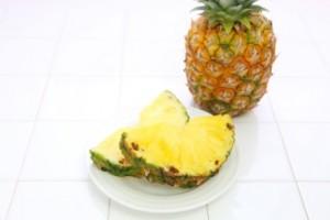 パイナップル 酵素