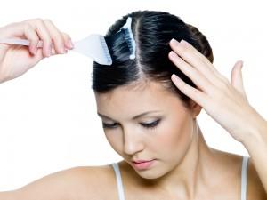 白髪染め クリーム 頻度 髪 頭皮 ダメージ