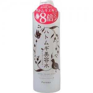 イソフラボン化粧水 ハトムギ美容水イソフラボン