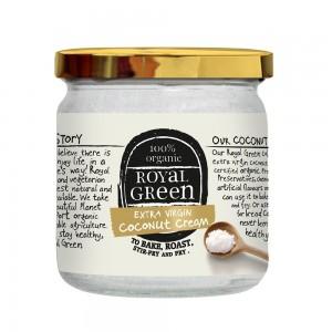 ロイヤルグリーンココナッツオイル