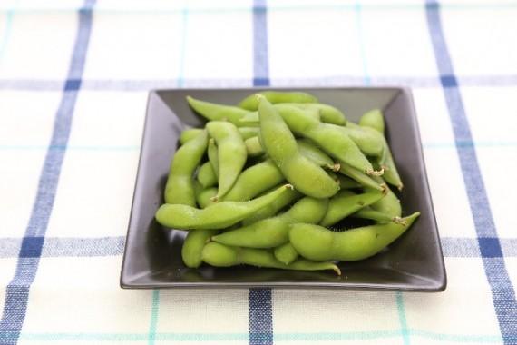 夏バテ 食べ物 枝豆