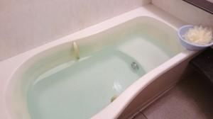 半身浴 やり方