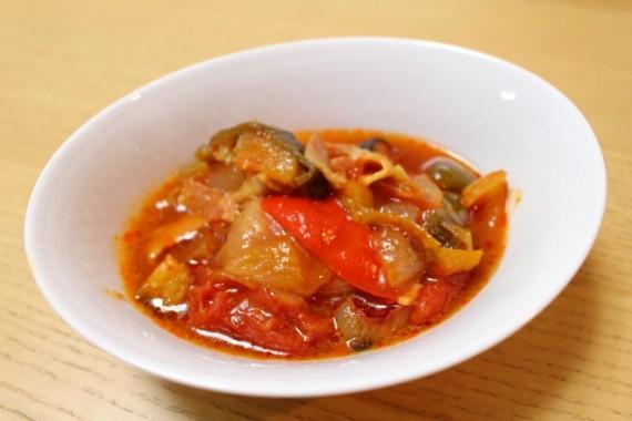 風邪予防 食べ物 ラタトゥイユ