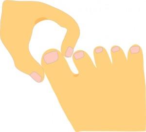 足の冷え1