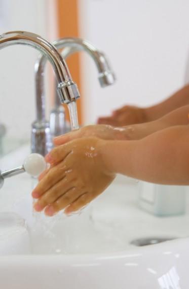 風邪予防 食べ物 手洗い
