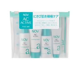 NOV 20代 基礎化粧品