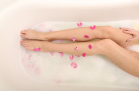 お風呂の入り方 足 脚 お風呂