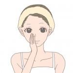 化粧水 つけ方3