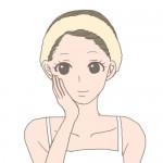 化粧水 つけ方4