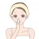 化粧水 つけ方8
