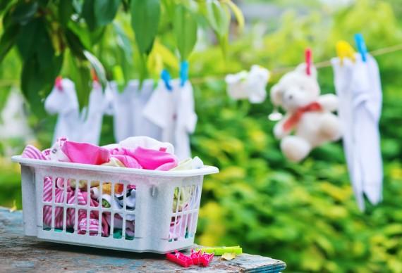 布ナプキン 洗い方1