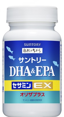 サントリー DHA&EPA