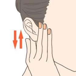 耳 マッサージ2