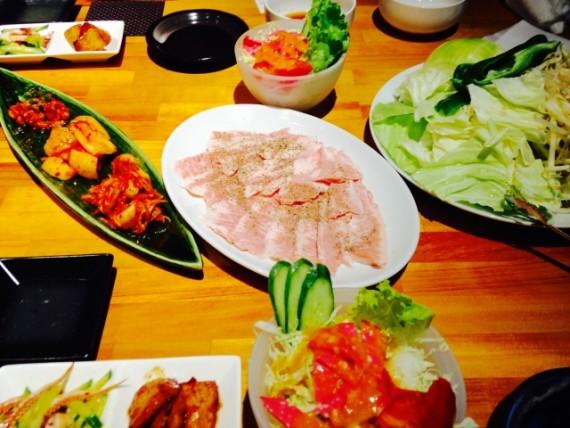 韓国 美肌 韓国料理