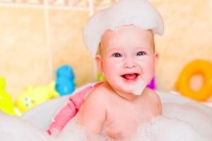 赤ちゃん 肌 乾燥 あせも 原因 対策