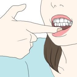歯茎マッサージ3