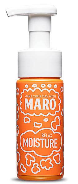 マーノ グルーヴィー泡洗顔 リラックスモイスチャー