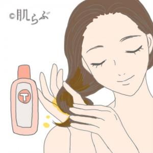 オリーブオイル 髪 パック ドライヤー 伸びる 使い方 効果