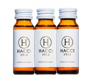 HACCI(ハッチ) ハニーコラーゲン (3本セット)コラーゲンドリンク ランキング