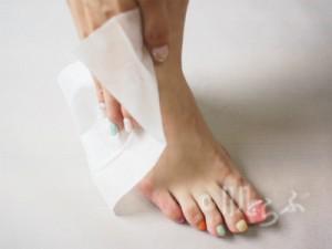 足 除菌ウェットティッシュ 足の臭い 消す
