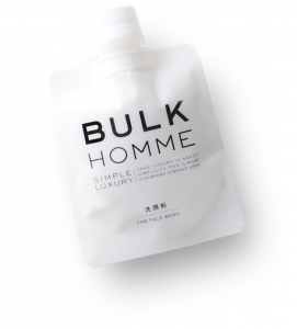 BULK HOMME(バルクオム) THE FACE WASH 洗顔料 毛穴 男