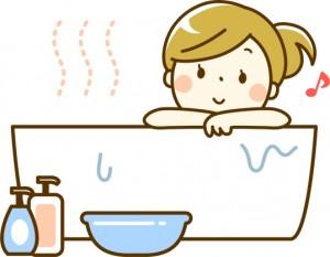 かかと ひび割れお風呂