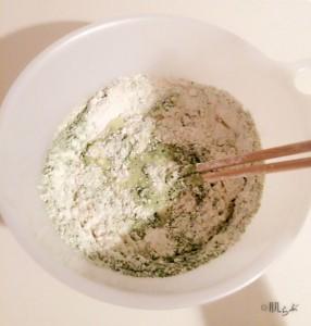 九州産 青汁 ホットケーキ
