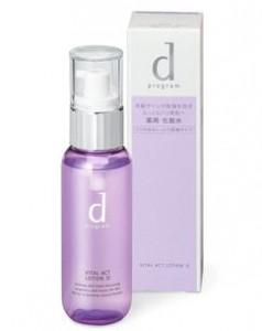 dプログラム バイタルアクトローション 敏感肌 化粧水