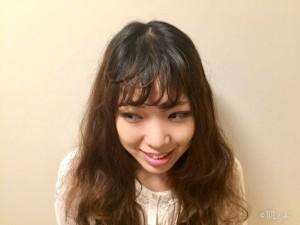 ぱっつん 前髪 アレンジ