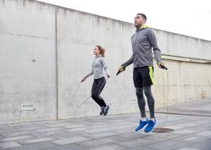 エア縄跳び ダイエット 効能 効果 原因 運動