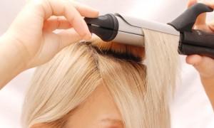 伸ばしかけ 前髪 流し方
