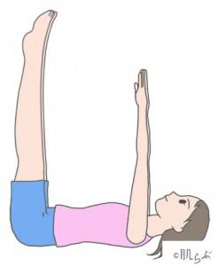 足のむくみを取る方法