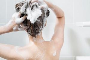 洗髪 頻度4