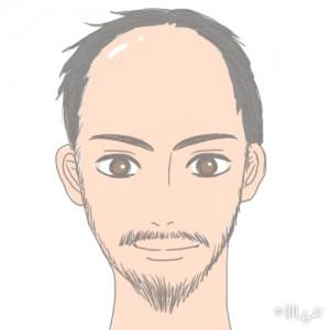 老け顔 特徴_男性