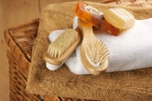 ヘアブラシ 洗い方 2