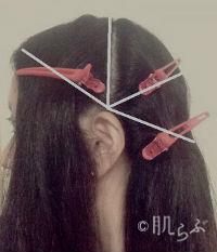 髪の毛 すき方 自分 セルフ 切り方 メンズ