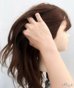 まとめ髪 ワックス おすすめ 使い方