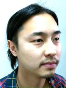 髭 伸ばし方 手順 デザイン
