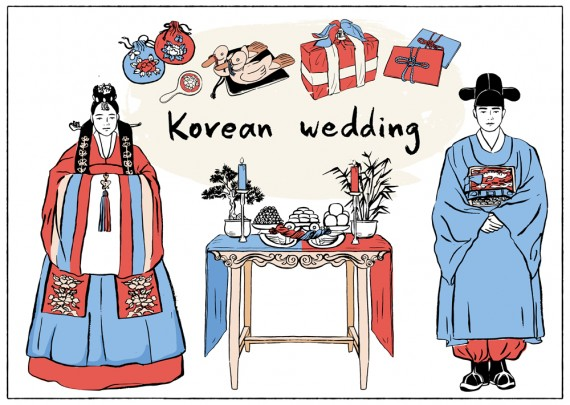 韓国 結婚式