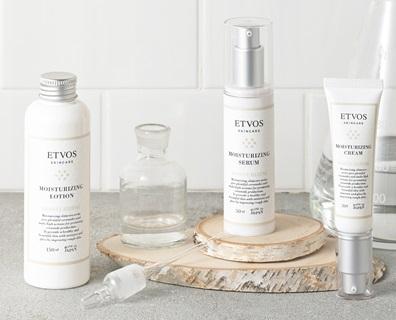 ETVOS エトヴォス モイスチャライジング スキンケア 乾燥肌